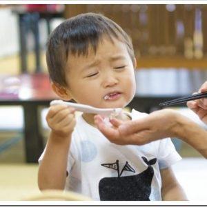 子供の好き嫌いが始まる時期と克服の方法について。